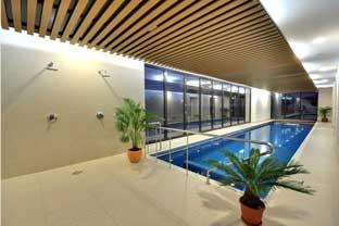 piscina casa harmonia